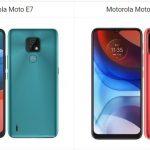 Motorola Moto E7 vs Moto E7 Power